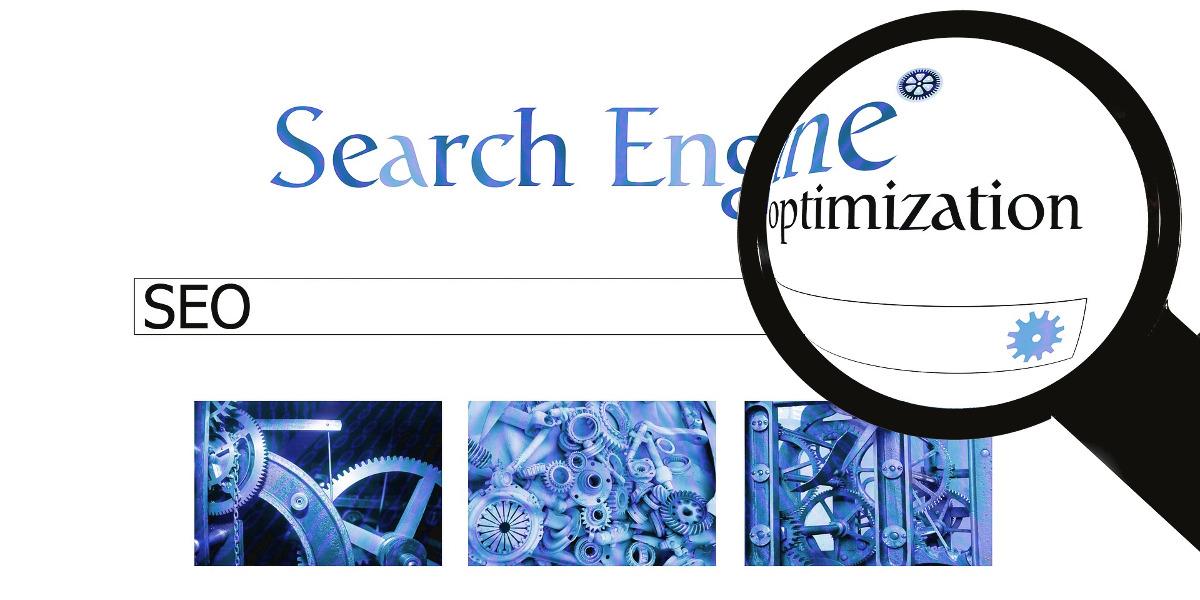 SEO - Search Engine Optimization Illustration